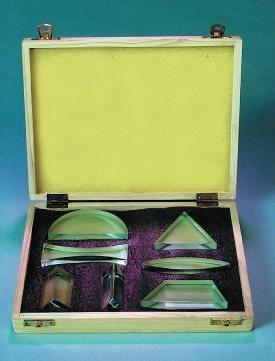 A. Daigger & Company - Set of 6 Prisms