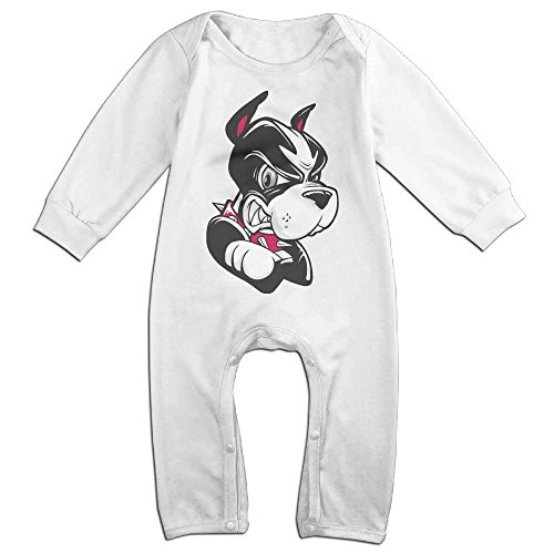 Price comparison product image OOKOO Baby's Boston University Terriers 2 Bodysuits Outfits White 6 M
