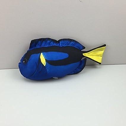 GABY Fish Pillows Cojín Decorativo en Forma de pez Real ...