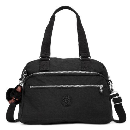 Kipling Newweekend, Black, One (Kipling Travel Bag)