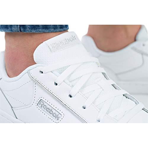 000 De Chaussures Cmplt zip Lx Femme white silver Royal Reebok Multicolore Cln Fitness Met TXAWOq