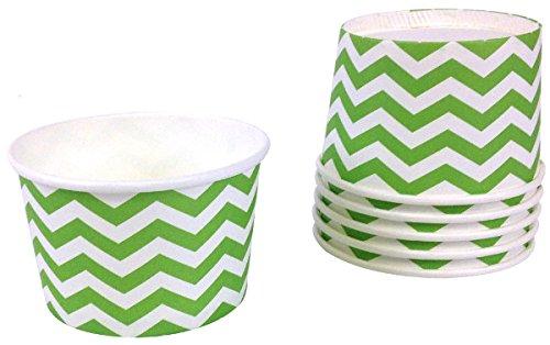6 oz ice cream paper cups - 9