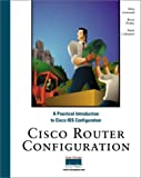 img - for Cisco Router Configuration book / textbook / text book