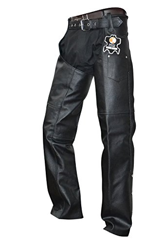 Mens Leather Chaps - 4