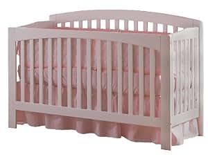 Atlantic Furniture Richmond Convertible Crib, White