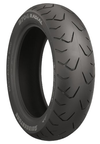 Bridgestone Excedra G704R Cruiser Rear Motorcycle Tire 180/60-16 (Rear Motorcycle Tire)