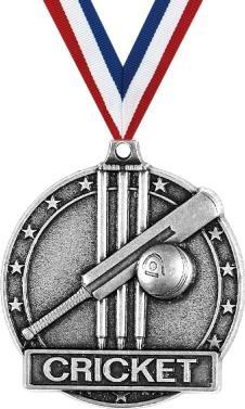 Cricket medals – 2