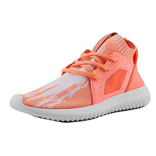 171c6035a7f5 Galleon - Adidas Women s Tubular Defiant PK Originals Sun Glow Footwear  White Running Shoe 6.5 Women US