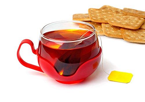 Pu erh fermented black tea 640 grams with about 320 teabags in box packing by JOHNLEEMUSHROOM RESELLER