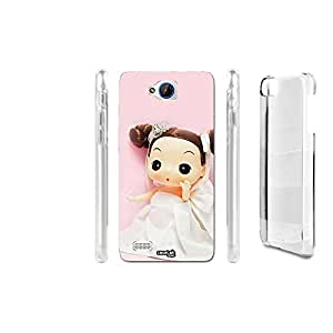 FUNDA CARCASA DOLL MARRIED PARA ZTE KIS 3 MAX