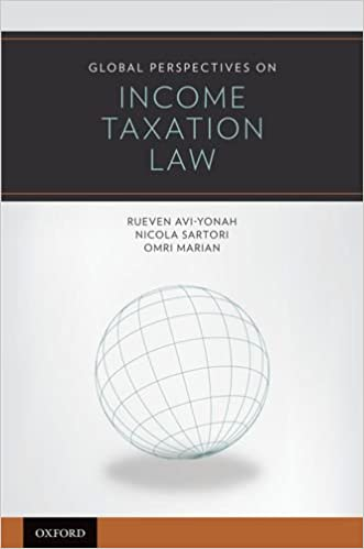 Amazon.com: Global Perspectives on Income Taxation Law ...