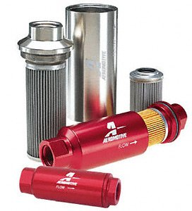 Aeromotive 12303 SS-Series 40-micron Fuel Filter