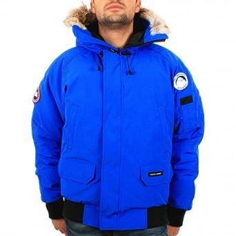 canada goose homme bleu