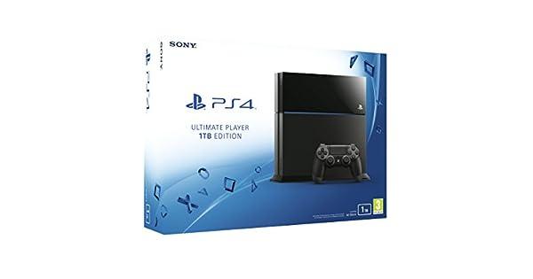 PlayStation 4 - Consola Ultimate Player 1 TB Edition - Reedición ...