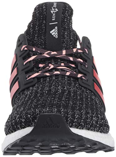 adidas Men's Ultraboost, Black/Scarlet/Grey 4 M US by adidas (Image #4)