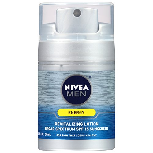 51d60izLmQL NIVEA Men Energy Lotion Broad Spectrum SPF 15 Sunscreen 1.7 Fluid Ounce