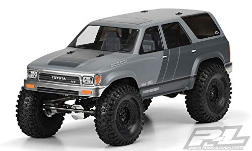 Pro-line Racing 1991 Toyota 4Runner Clear Body: 12.3