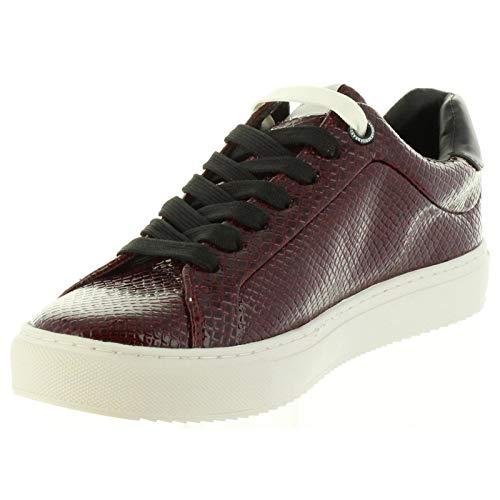 299 Adams Pepe Sportivo Jeans Pls30751 Donna Per Burgund XXYqp