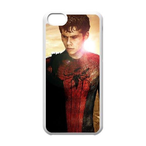 Dylan O'Brien 006 coque iPhone 5C Housse Blanc téléphone portable couverture de cas coque EOKXLLNCD18031