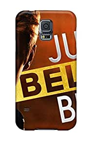 Shock-dirt Proof Justin Bieber Believe Case Cover For Galaxy S5