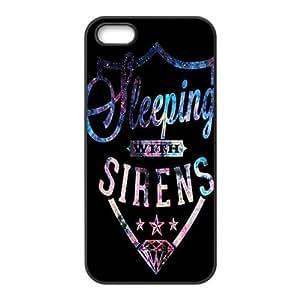 iPhone 4 / iPhone 4s TPU Gel Skin / Cover, Custom TPU iPhone 4g Back Case - Sleeping With Sirens