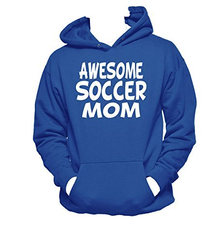 Awesome Football Mom Hoodie Sweatshirt - Football Mom Present - Women Hoodies - Football Gifts - Football Sweatshirt - Gifts For Mom - S-5XL