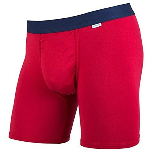 MyPakage Weekday Solids, Crimson/Navy/Turquoise, X-Large