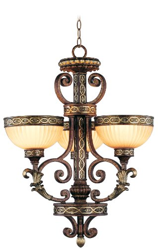 Livex Lighting 8524-64 Seville Chandelier (Seville Ceiling Lighting)