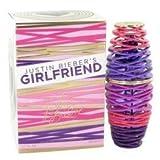 Justin Bieber Girlfriend Eau De Parfum for women 1.7 oz