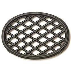 Woodeze 5JW-33-347 Lattice Trivet Matte Blk ()