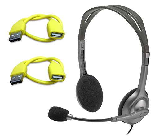 Logitech Headset 981 000612 Packaging Extenders