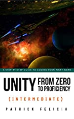 Third Edition updated for Unity 2019, Published in October 2019In this book, the third book in the series, you will become comfortable with C# programming and Unity by creating three games: a 3D First-Person Shooter, a 2D space shooter, a car...