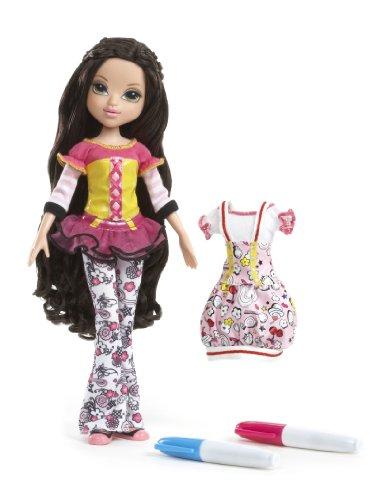 Moxie Girlz Art - Moxie Girlz Art-titude Doll - Lexa