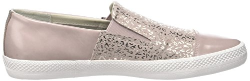 Geox Basses B Sneakers Rose antique Femme Noir Giyo Rose 1wq1tr