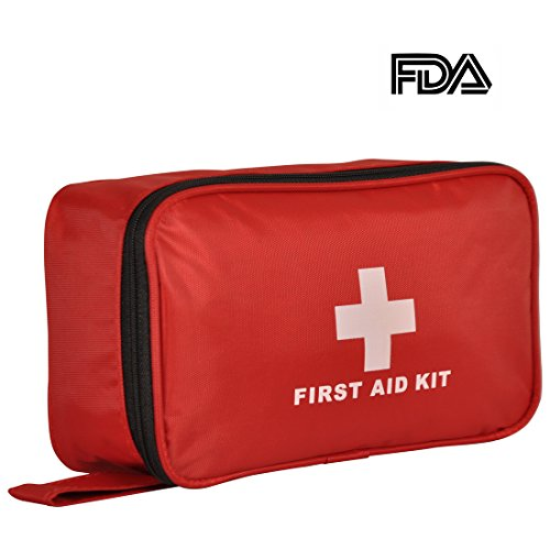 Thorough first aid kit at a nice price
