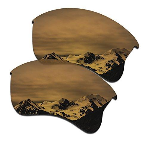 5982100efb4 SmartVLT Set of 5 Men s Replacement Lenses for Oakley Flak Jacket XLJ  Sunglass Combo Pack S02