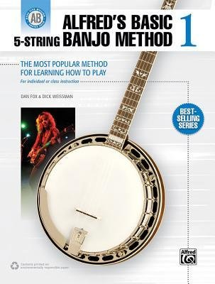 Download [(Alfred's Basic 5-String Banjo Method: The Most Popular Method for Learning How to Play)] [Author: Dan Fox] published on (April, 2014) PDF