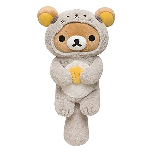 Rilakkuma by collecting stuffed animals Sea otter Series (Otter Costume)