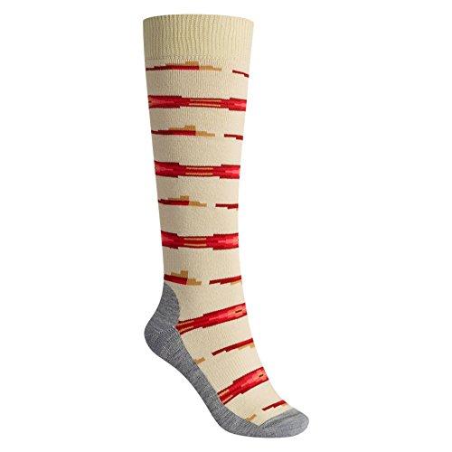 - Burton Women's Shadow Socks, Canvas, Small/Medium