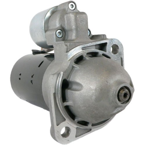 DB Electrical SBO0287 New 12 Volt Starter For Lombardini 3 & 4 Cyl Diesel (89-On) 58401910, 0-001-109-031 by DB Electrical