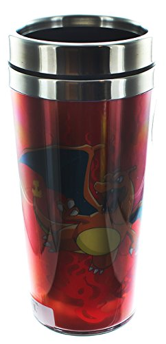 Pokemon Charizard Travel Mug (Charizard Coffee Mug)