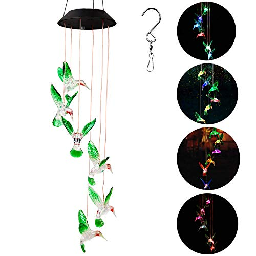 Led Light Wind Chimes in US - 3