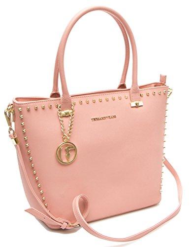 Spalla A Donna Borse 75bn03 Pink Trussardi q6SUxOZcwc