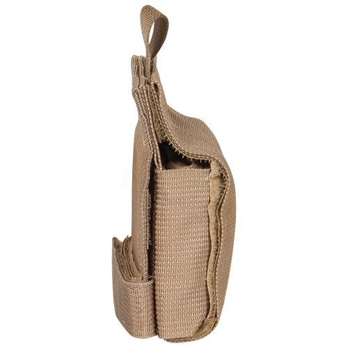 Atlas 46 AIMS Stowaway Utility Pouch Coyote | Work, Utility, Construction, and Contractor by Atlas 46 (Image #6)