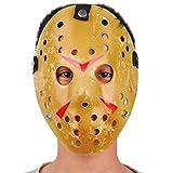 Jason Full Face Head PVC Hockey Mask Novelty