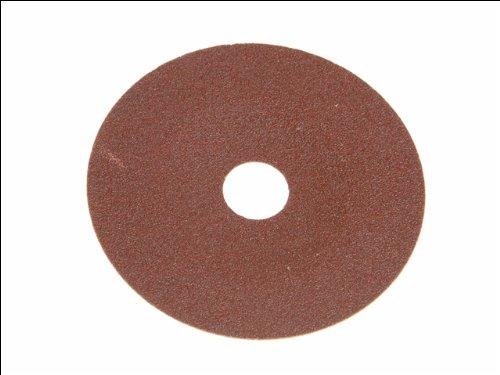 Faithfull AD17860 Resin Bonded Fibre Disc 178mm x 22mm x 60g Pack of 25