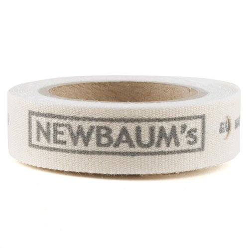 Newbaum's Cloth Rim Tape 17mm Each
