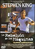 MAXIMUM OVERDRIVE (la rebelion de las maquinas) All Regions - PAL format