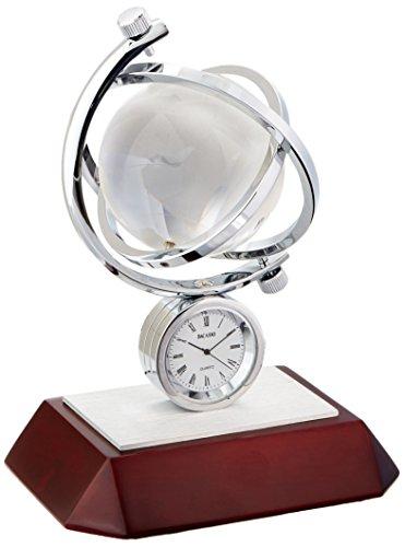 Dacasso Global II Desk Clock (C1017) ()