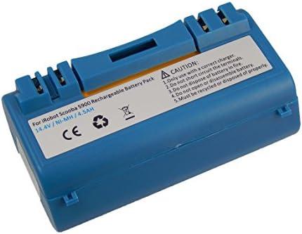 vhbw NiMH batería 4500mAh (14.4V) compatible con robot ...